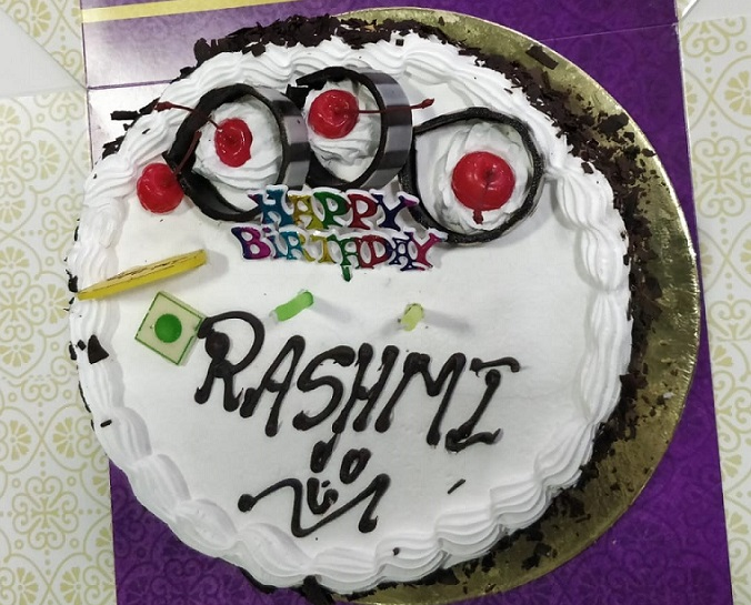 Rashmi b''day